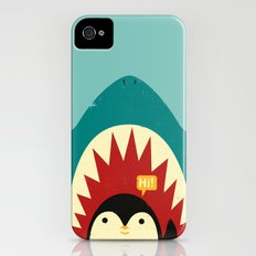 Hi! iPhone (4, 4s) Slim Case