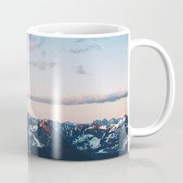 Norway Mountains Coffee Mug