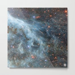 Large Magellanic Cloud Metal Print