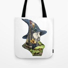Story of the wizard of the rings Tote Bag