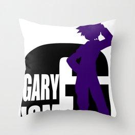 Gary-ism Throw Pillow