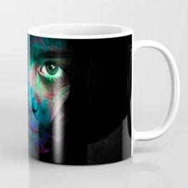 Colorful portrait Coffee Mug