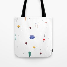 forest flare Tote Bag