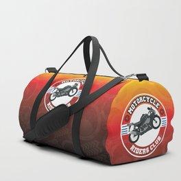 Motorcycle Riders Club Duffle Bag