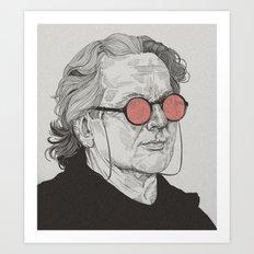George Miller Art Print