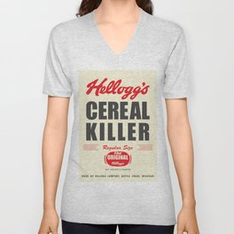 Cereal Killer Unisex V-Neck