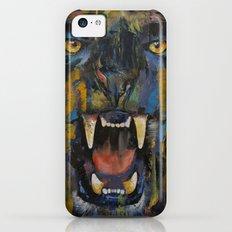 Black Panther Slim Case iPhone 5c