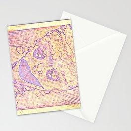 Punk #1 Stationery Cards