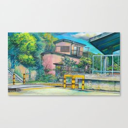 Concept Background #01 Canvas Print