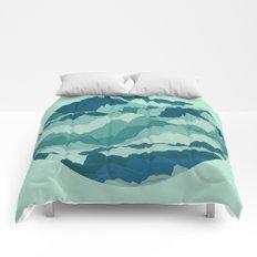 TOPOGRAPHY 006 Comforters