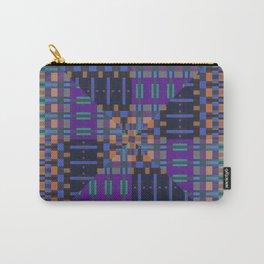 geometric ensemble Carry-All Pouch
