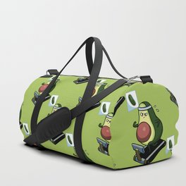 Avo-Cardio Monday Duffle Bag