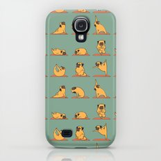 Pug Yoga Slim Case Galaxy S4