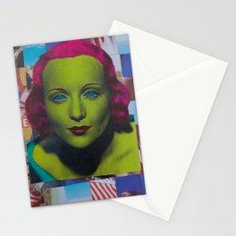 Carole Lombard Stationery Cards