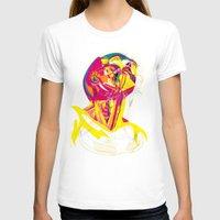 anatomy T-shirts featuring Anatomy 210914 by Alvaro Tapia Hidalgo