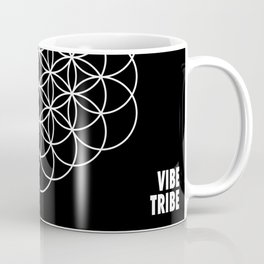 THE VIBE TRIBE FLOWS Coffee Mug