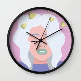 Neveah Wall Clock