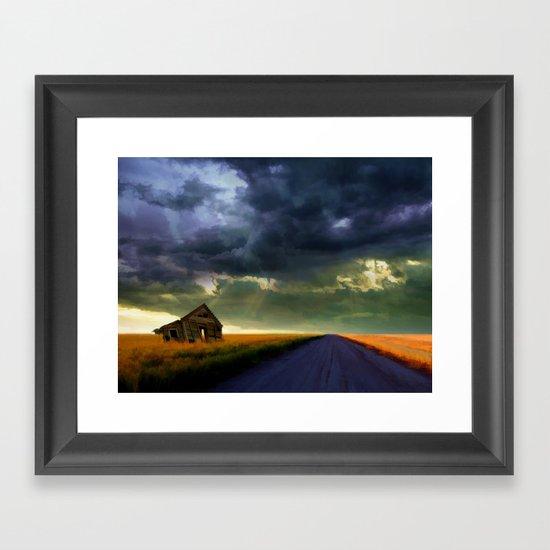 Eons Framed Art Print