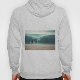 Seagulls Don't Care About Barrels Hoody