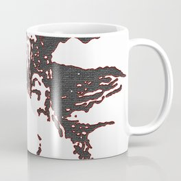 punk rocker girl Coffee Mug