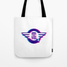 metro illusions - 3D Tote Bag