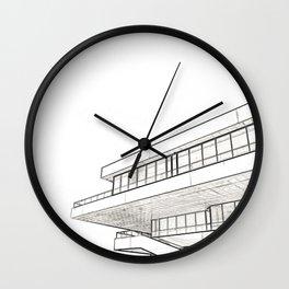 Architecture: Veles e Vents Wall Clock