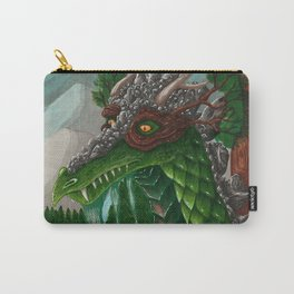 Earth Dragon Carry-All Pouch