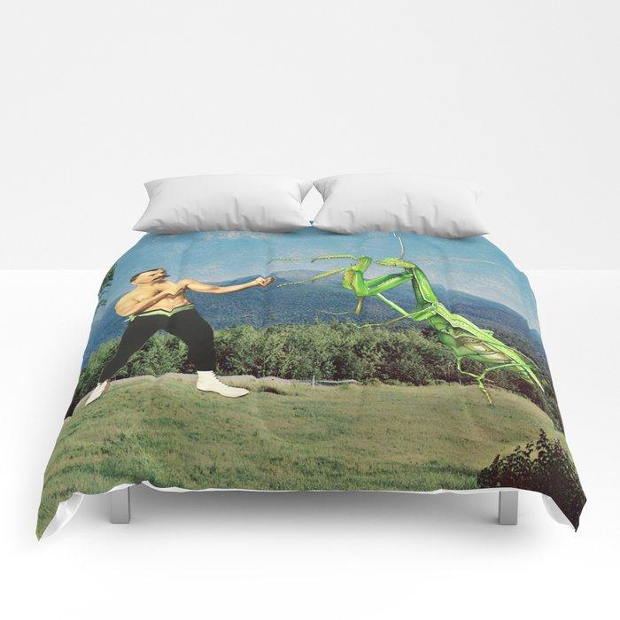 Man vs Nature, Part 1 Comforters