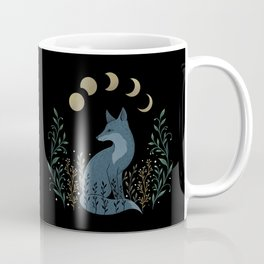 Fox on the Hill Coffee Mug