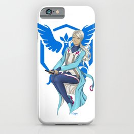 Team Mystic iPhone Case