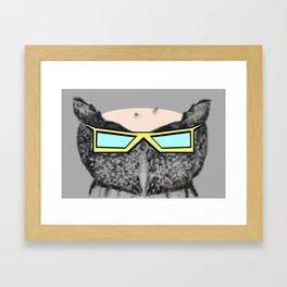 Mr. Atric Framed Art Print