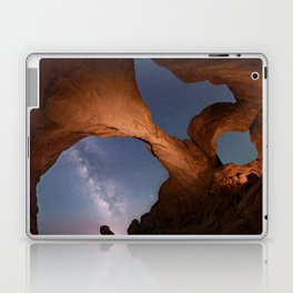 Double Arch in Arches National Park 2 Laptop & iPad Skin