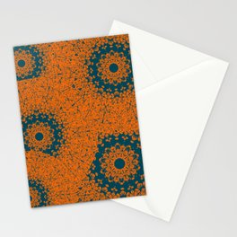 Rug Pattern Lace Stationery Cards
