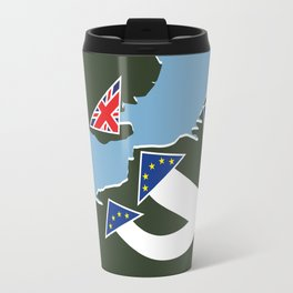 Dad's Army Inspired Brexit Travel Mug
