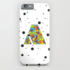 Letter A iPhone 6s Slim Case