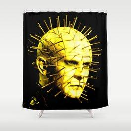 Pinhead Hellraiser - The Golden Path Shower Curtain
