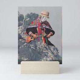 Seismic Wave Mini Art Print