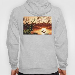 The Reindeer and the Spirit of the Lake Hoody