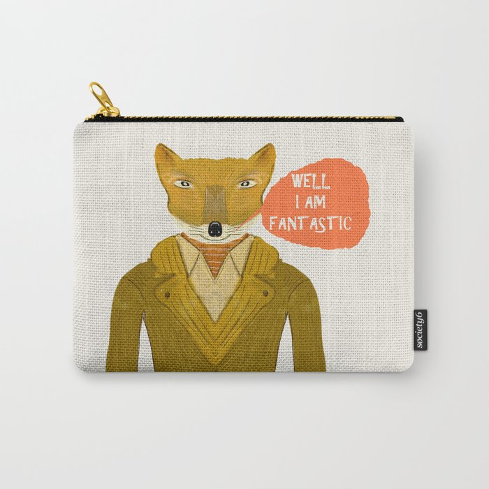 well i am fantastic Carry-All Pouch