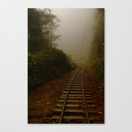 Green green Canvas Print
