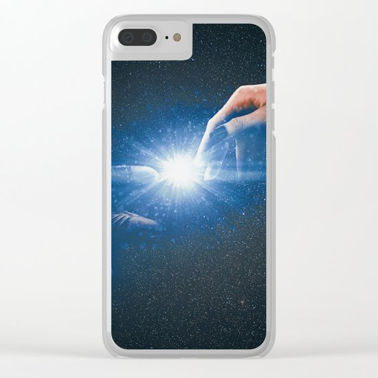 Similarity Clear iPhone Case