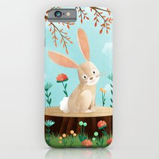 Woodland Friends - Bunny iPhone 6s Slim Case