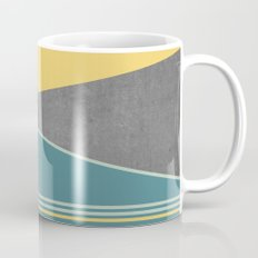 Concrete & Triangles III Mug