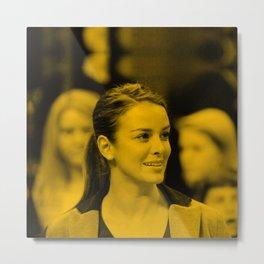 Yvette Prieto Metal Print