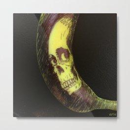 Evil Dead 2 - Banana Metal Print
