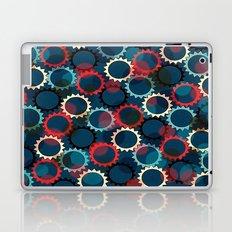 Flores de luna Laptop & iPad Skin