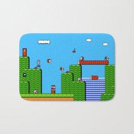 Super Mario Bros 2 Bath Mat