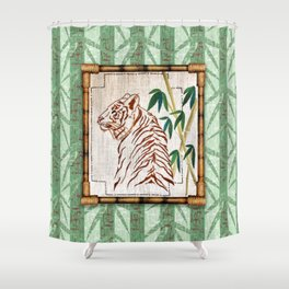 Bengal Shower Curtain