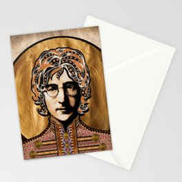 Boho Beatle (John) Stationery Cards