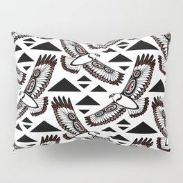 The Hawk's Flight Pillow Sham